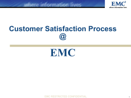 customer satisfaction survey essay Customer satisfaction at brite bank essay transaction banking and credit cards tabulate the findings of the survey as per the following format: i.