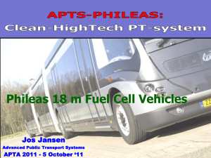VDL Groep - International Fuel Cell Bus Collaborative