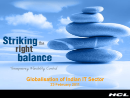 HCL BPO - Ireland India Business Association (IIBA)