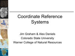 2.2 Coordinate Reference Systems, part 1 - IBIS