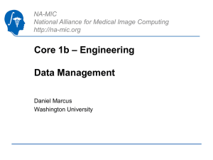 Core 1b – Engineering Computational Platform