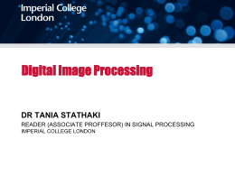 digital image - Imperial College London