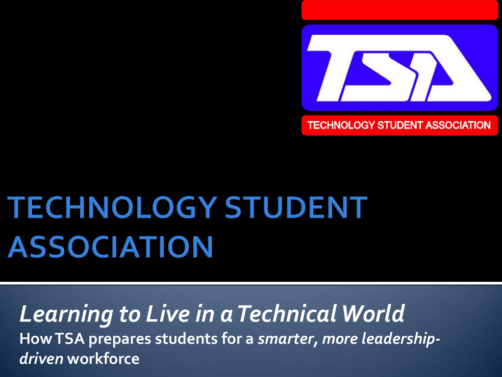Engineering Technology Student Association