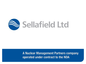 Update - Sellafield Ltd