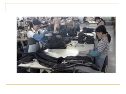 Apparel Industry: China