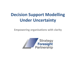 here - Strategy Foresight Partnership