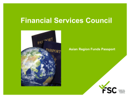 Financial services - Australian Services Roundtable