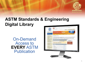 Powerpoint - ASTM International