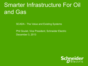 SCADA Trends - Oil & Gas Journal