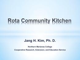 Rota Community Kitchen