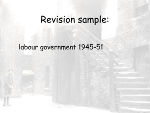 Labour Reforms Revision Sample