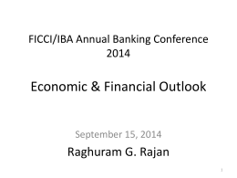 Remarks at FICCI/IBA Annual Banking Conference