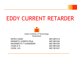 Eddy Current Retarder