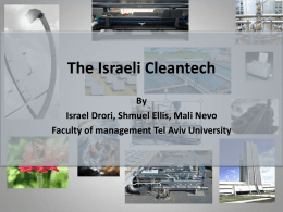 View Israel Drori Powerpoint presentation