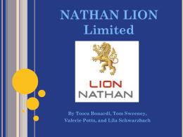 Lion Nathan Limited