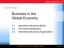Intro to Business, 7e