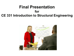 Presentation Assignment