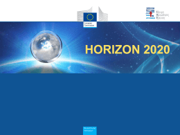 Horizon 2020 model Grant Agreement