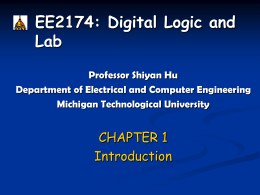 PPT - Electrical and Computer Engineering