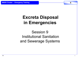 E9_PP_Institutional sanitation