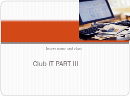 Club IT - JustAnswer