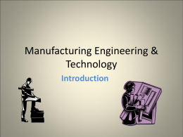 introduction ppt - Ivy Tech -