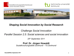 Juergen-Howaldt - Challenge Social Innovation