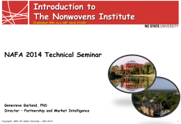 The Nonwovens Institute