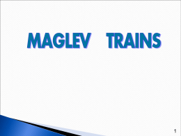 Maglev Trains (2) - ROYAL MECHANICAL