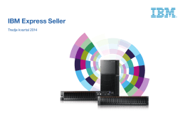 IBM Express Seller