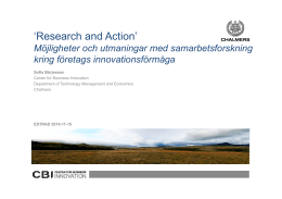 `Research and Action`