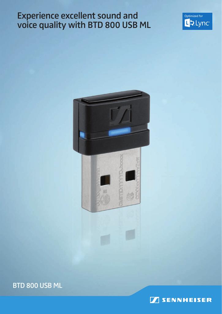 fbcf4c44115 BTD 800 USB ML- Fact Sheet.indd