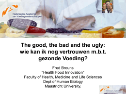 The good, the bad and the ugly: wie kan ik nog vertrouwen m.b.t.
