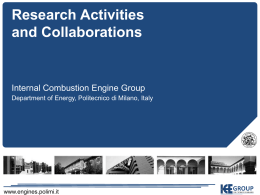 Research Activities and Collaborations