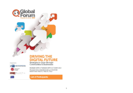 Untitled - Global Forum