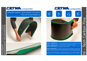 Brochure EDGE - CETMA Composites