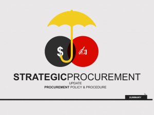 Procurement Policy Update Presentation-2014