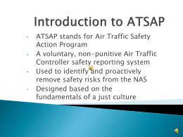 Student Video - Air Traffic Safety Action Program (Bati)