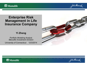 Risk Management - University of Connecticut