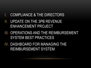 Compliance, Operation, Billing Best Practices