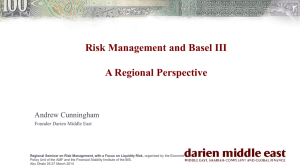 "to read ""Risk Management and Basel 3"
