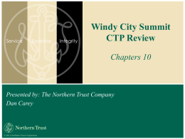 Payment Systems - Windy City Summit
