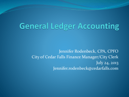 FN110MPI General Ledger Accounting Powerpoint