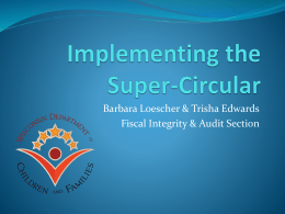 Implementing the Super-Circular (PPT)
