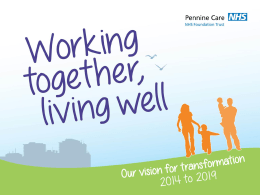 Email - Pennine Care NHS Foundation Trust