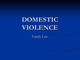 DOMESTIC-VIOLENCE - Legal Aid Society of Orange County