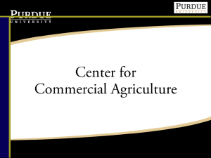 Alternative Financial/Organizational Structures for Farm Businesses
