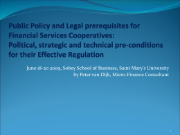 Powerpoint - Saint Mary`s University