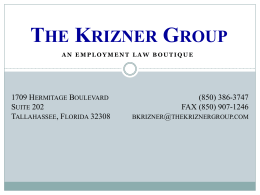 The Krizner Group