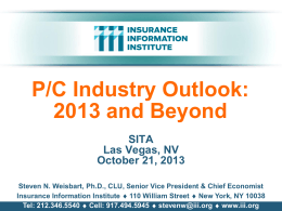 III Presentation 102113 - Nevada Insurance Council